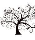 naklejki ścienne drzewa