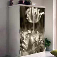 fototapety samoprzylepne kwiaty