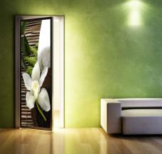 laminaty na drzwi spa
