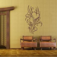 wzory na ściany