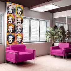 dekoracje ścian Marilyn Monroe
