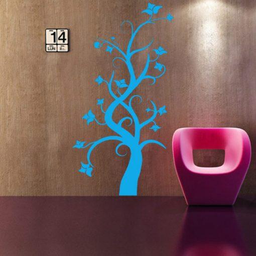 szablony malarskie drzewa