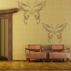 szablony malarskie motyle