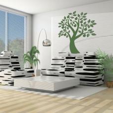 szablony do malowania ścian drzewo