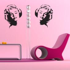 szablon malarski Marilyn Monroe