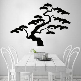 szablon do malowania drzewko
