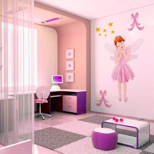 ozdoby do pokoju dziewczynki