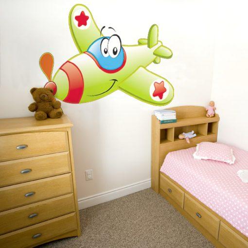 naklejki do pokoju dziecka