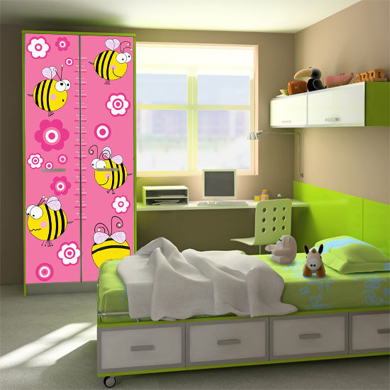 naklejki na ściany i meble do pokoju dziecka