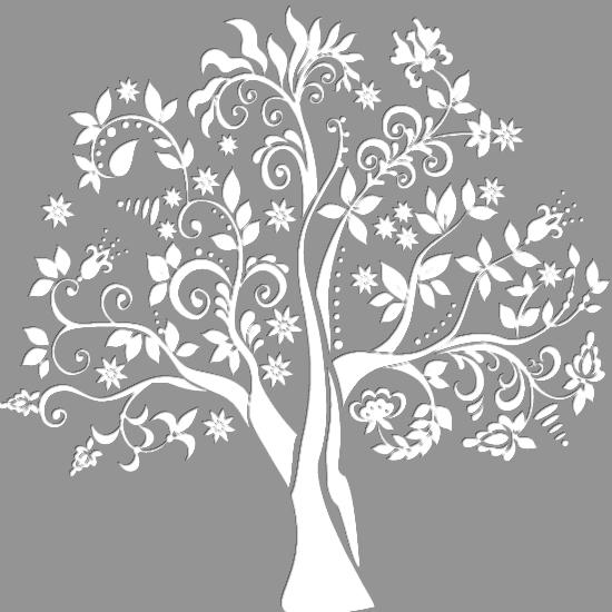 szablony drzewa