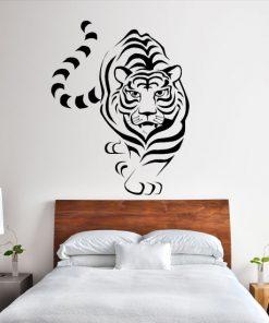 naklejka ścienna tygrys