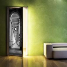 naklejki na drzwi