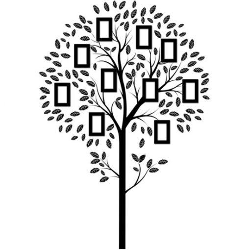 drzewo rama na zdjęcia