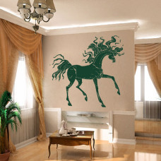 naklejki do salonu koń