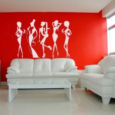 ornamenty na ściany