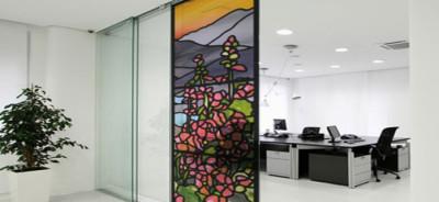 folia dekoracyjna