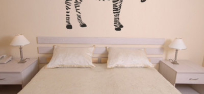naklejka zebra 2