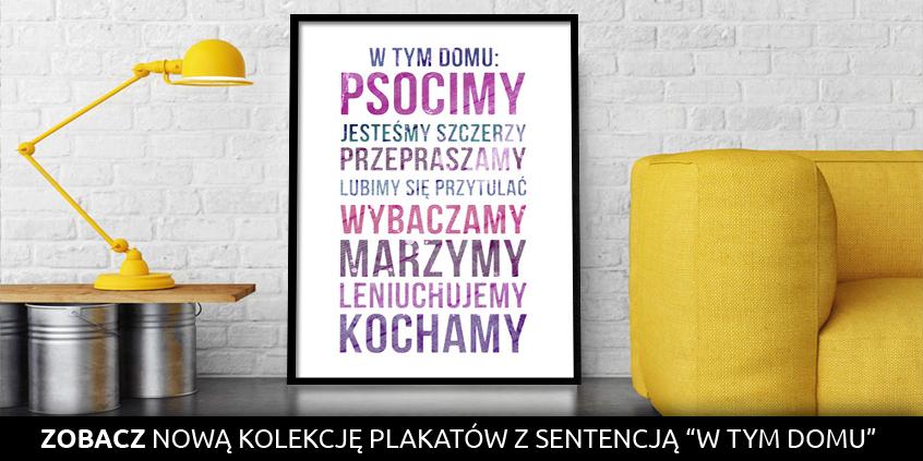 plakaty z ramkami