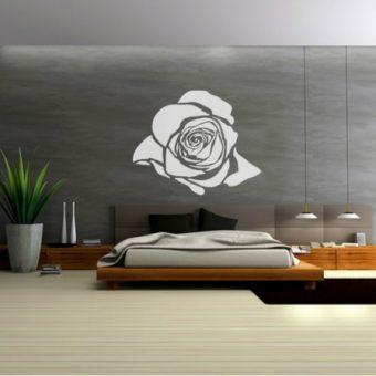 szablon róża