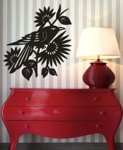 tatuaż ścienny dekoracje na ściany