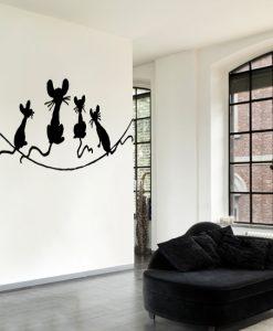 naklejki na ściany