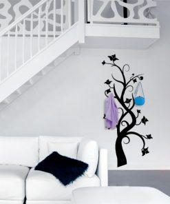 dekoracje na ściany samoprzylepne