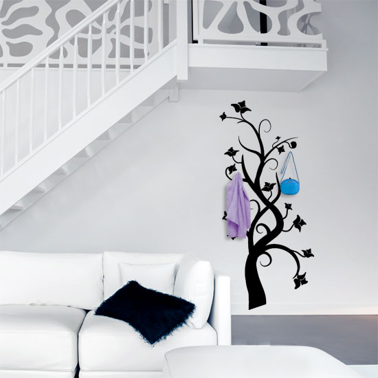 Szablony Naklejki Wspanialy Sposob Na Dekoracje Pomieszczenia Zastosowanie Ciekawych Kolorowych Kontrastowych Naklejek