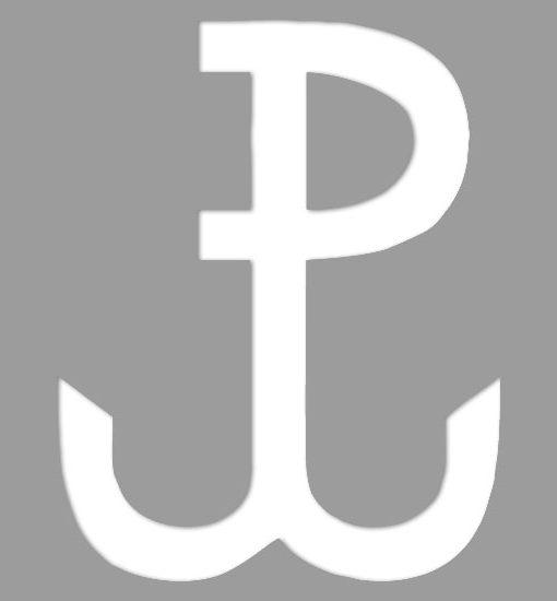 szablon malarski symbole patriotyczne