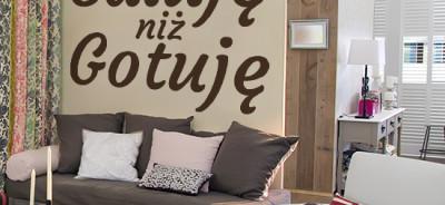 duzy szablon napis - duże szablony na ścianę