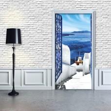 fotonaklejka na drzwi