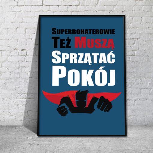 plakaty z sentencją