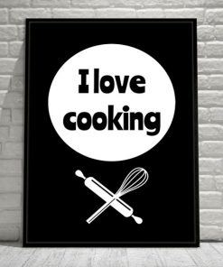 plakaty dla kucharza