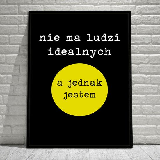 Plakat O Ideale