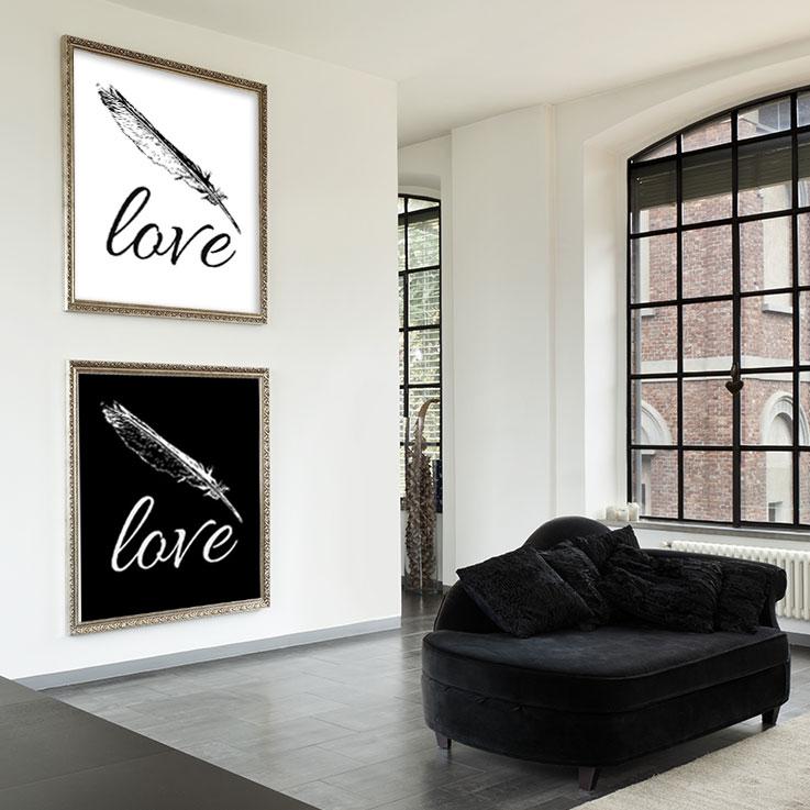 samoprzylepne dekoracje ścian