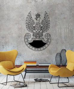ornamenty z orłem