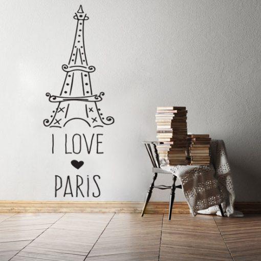 dekoracje z typografi