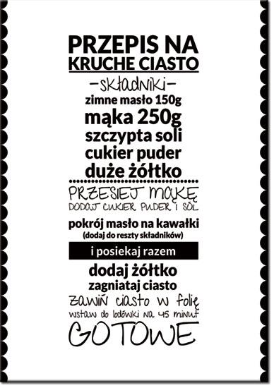 plakaty kuchenne