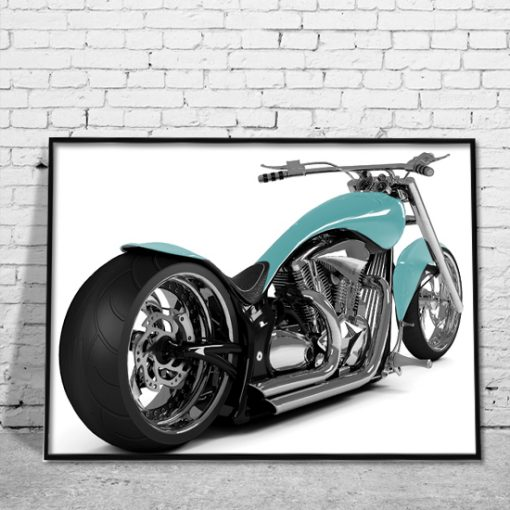 plakaty z motoryzacją