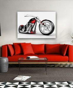 ozdoby z motocyklami