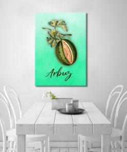 ozdoby z arbuzem