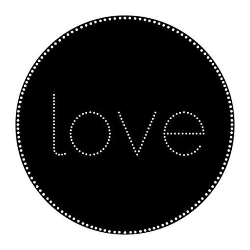 nalepki o miłości
