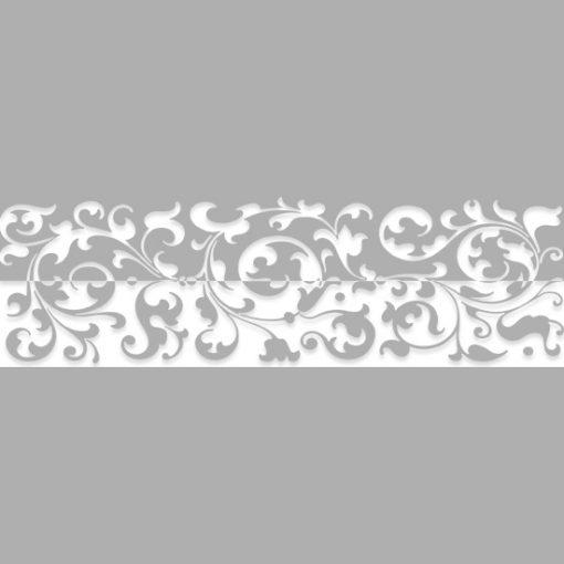 szablon do malowania wzorów na posadzce