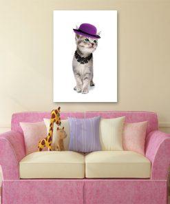 ozdoby z kotkami