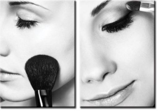 plakat dla kosmetyczni