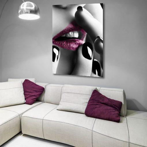 dekoracje do salonu kosmetycznego