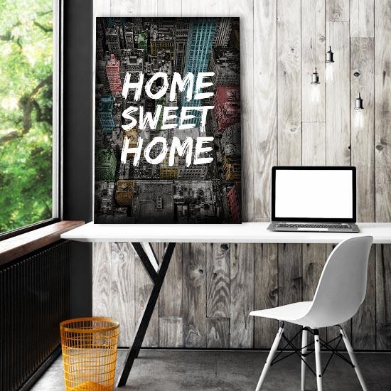 plakaty w naszym domu