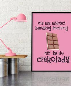 plakat z żartobliwym napisem