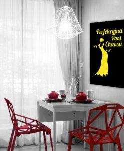 nowoczesne plakaty z nap;isami