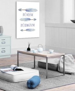nowoczesne plakaty do pokoju