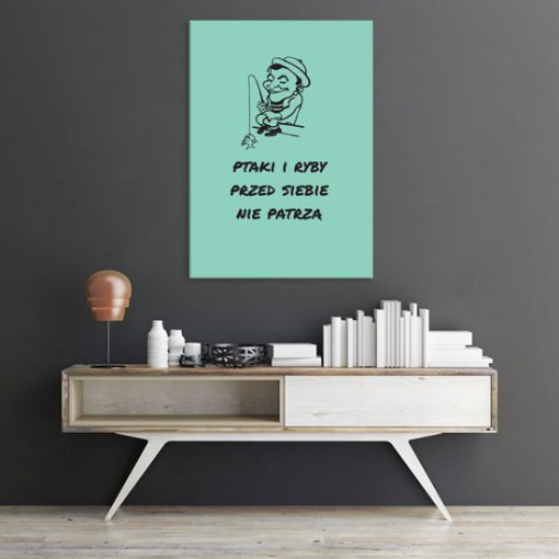 plakaty z maksymami